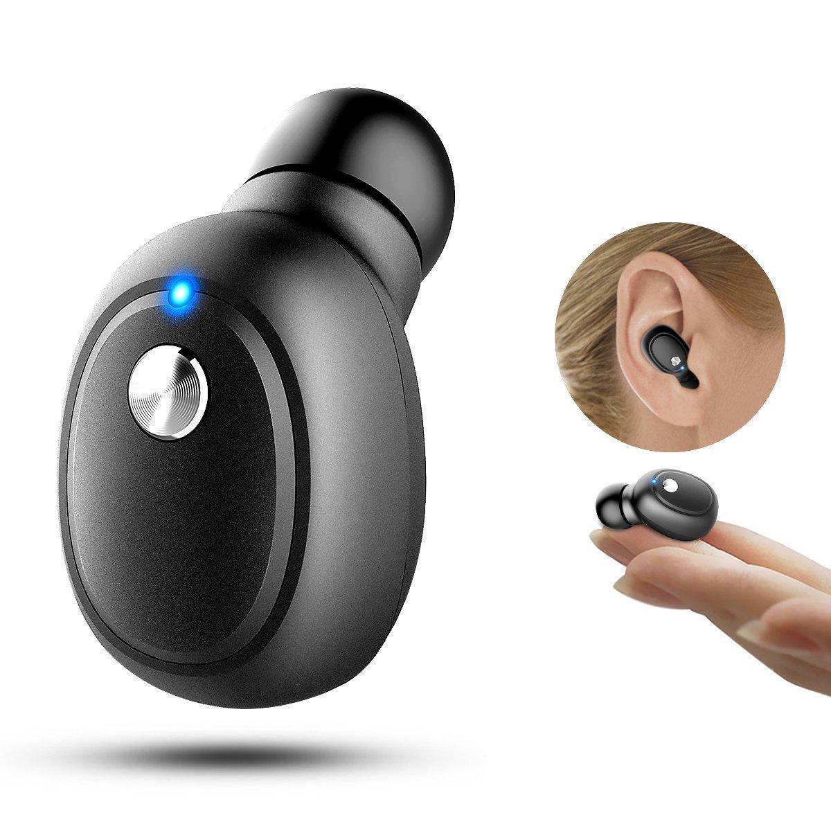 Smallest Bluetooth Headset: Best 6 Sets 7