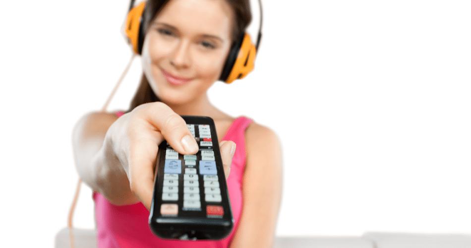 Use Headphones with TV