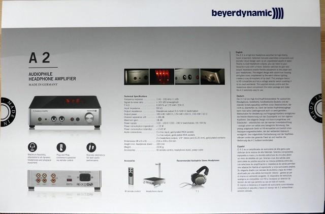 Beyerdynamic A2 Detailed Review